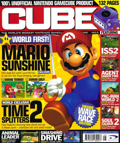 Cube Issue 05 (May 2002)