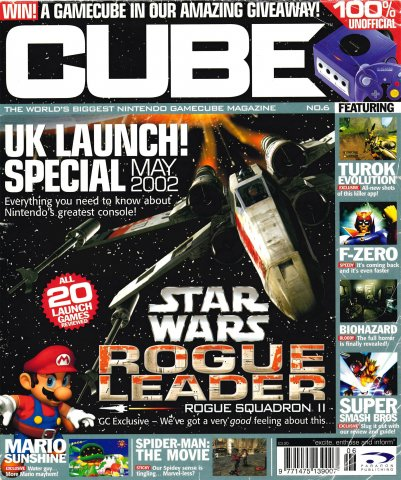 Cube Issue 06 (June 2002)