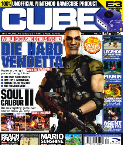 Cube Issue 07 (July 2002)