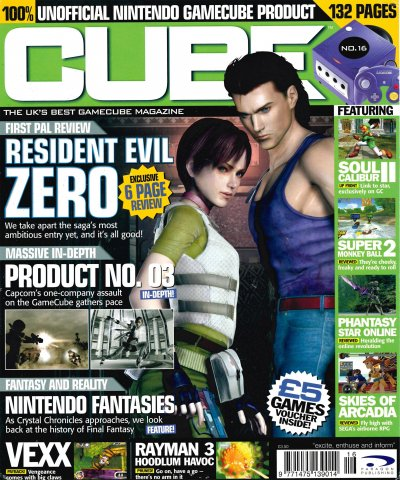 Cube Issue 16 (March 2003)
