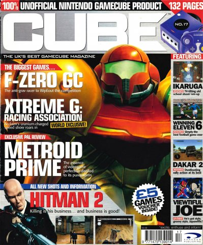 Cube Issue 17 (April 2003)