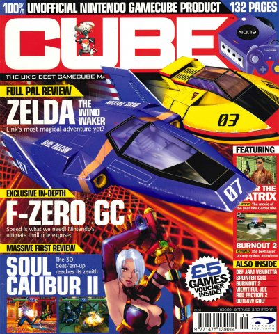 Cube Issue 19 (June 2003)