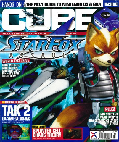 Cube Issue 42 (March 2005)
