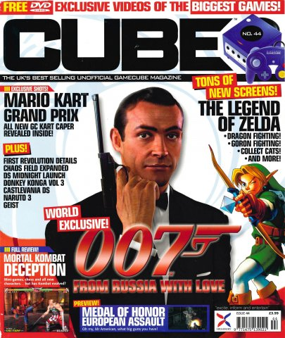 Cube Issue 44 (May 2005)