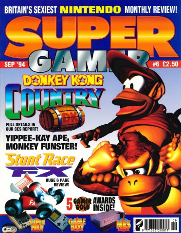Super Gamer Issue 06 (September 1994)