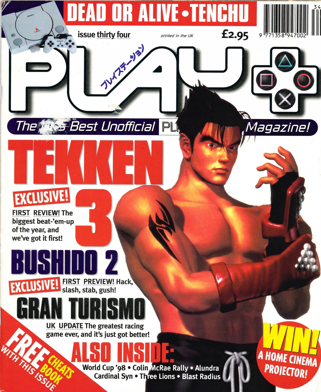 Play UK 034 (1998)