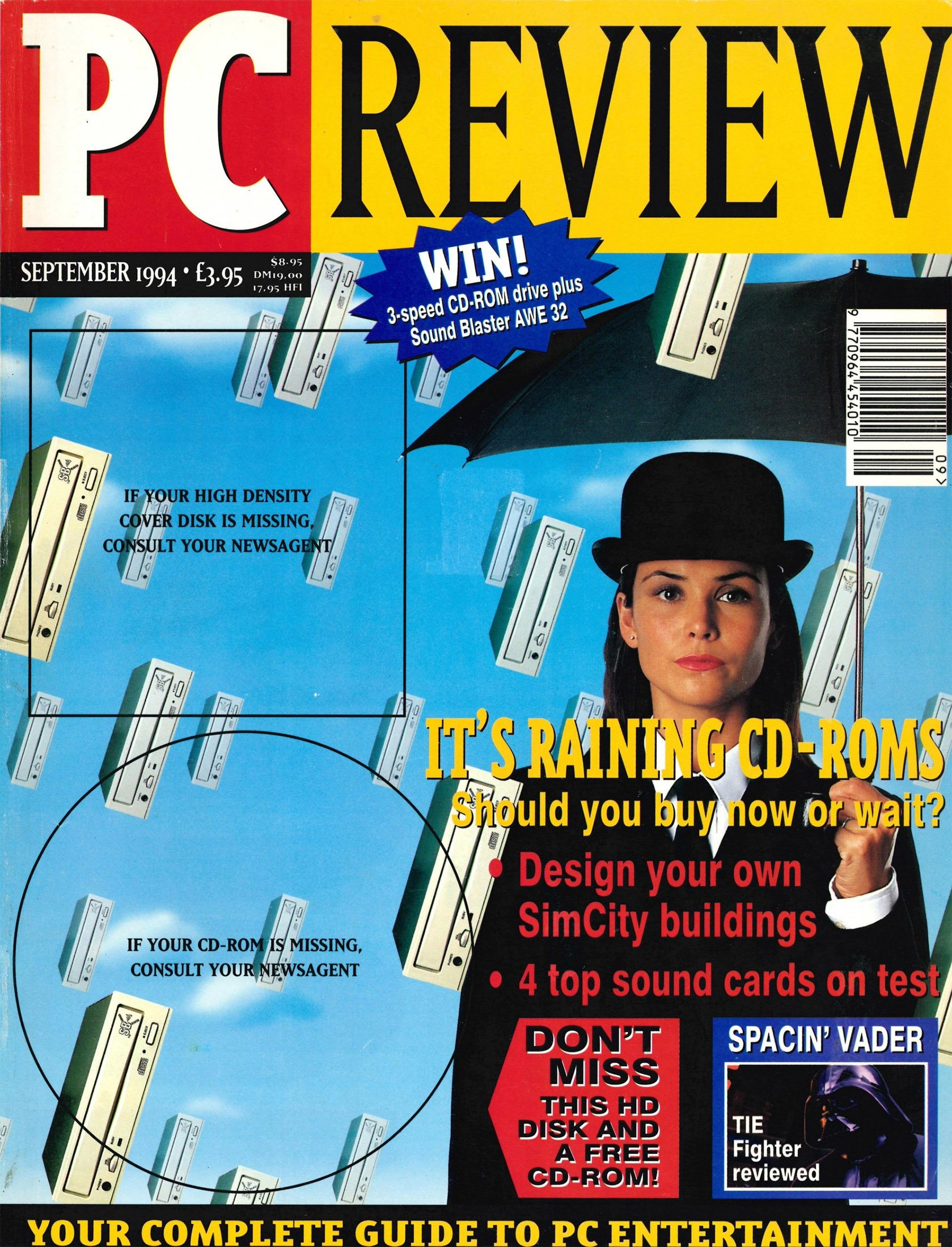 PC Review Issue 35 (September 1994)