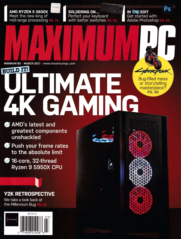 Maximum PC Volume 26 No 03 (March 2021)