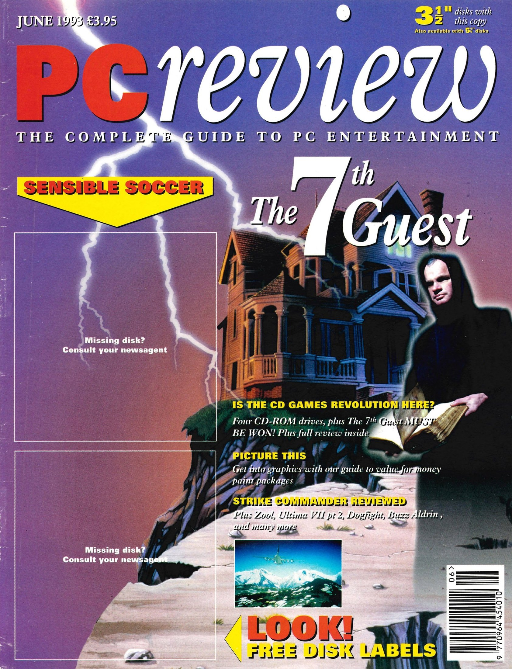 PC Review Issue 20 (June 1993)