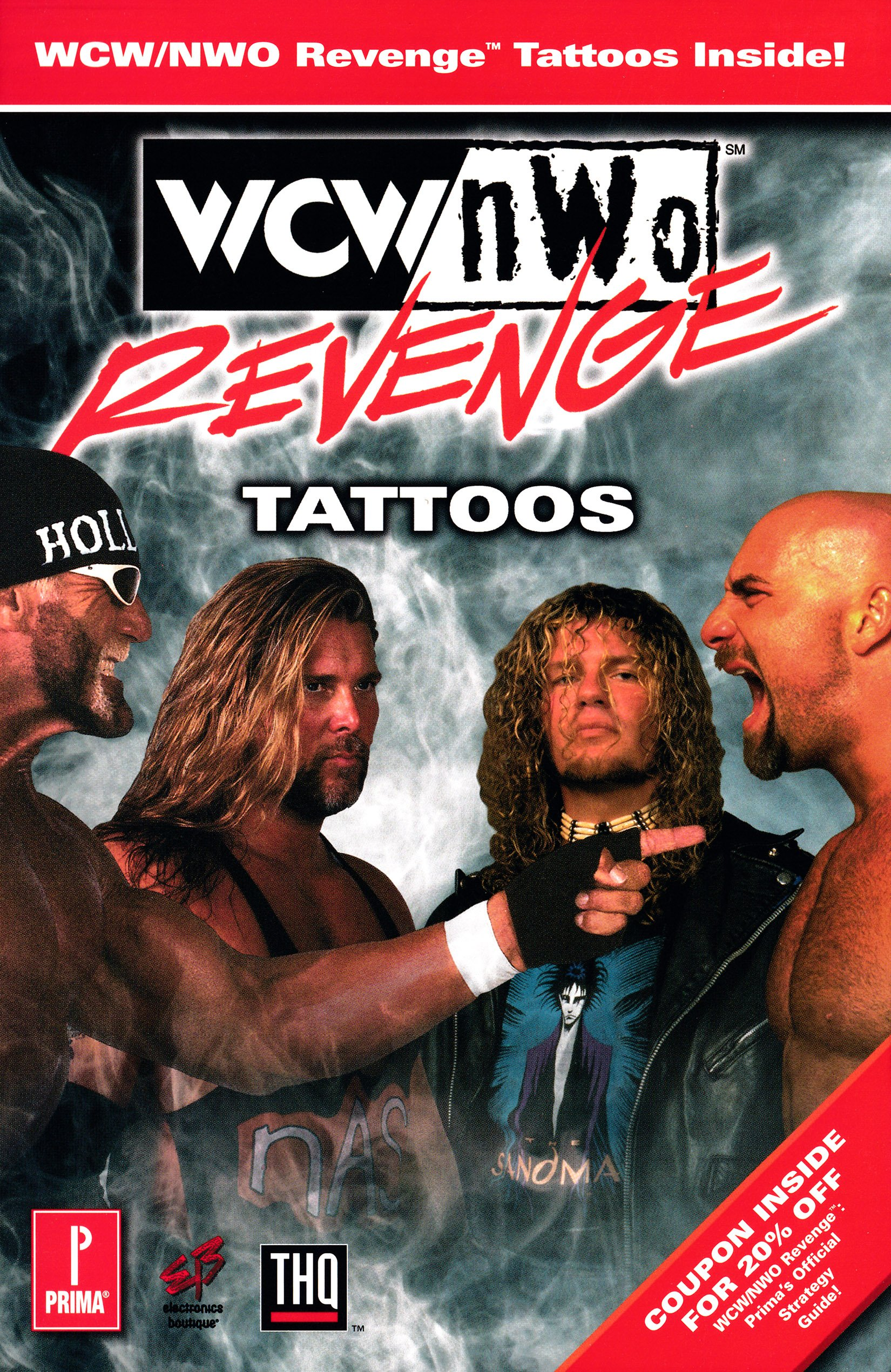 WCW-nWo Revenge Tattoos