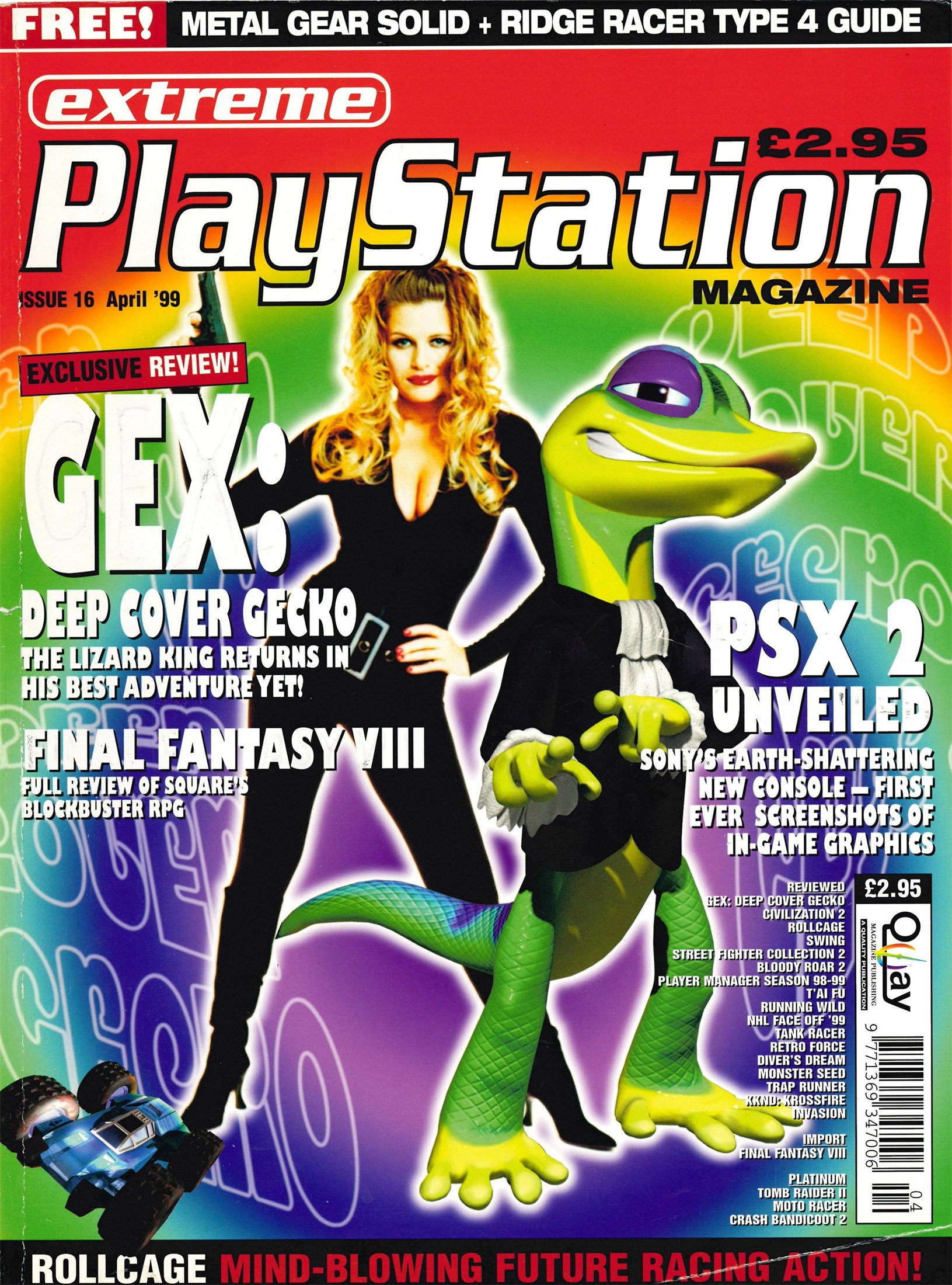 Extreme Playstation Issue 16 (April 1999)