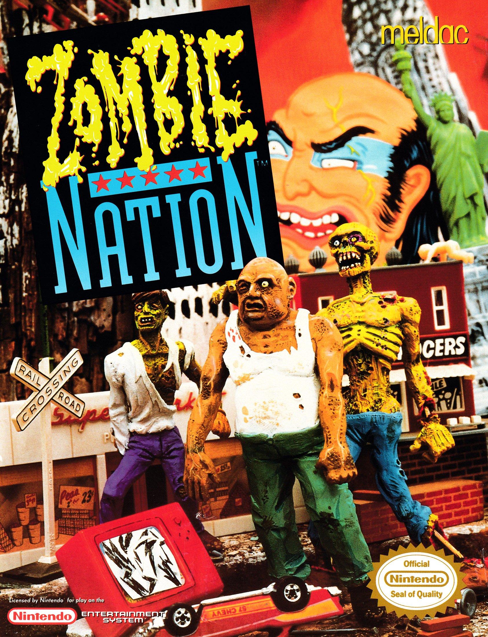Zombie Nation Pamphlet