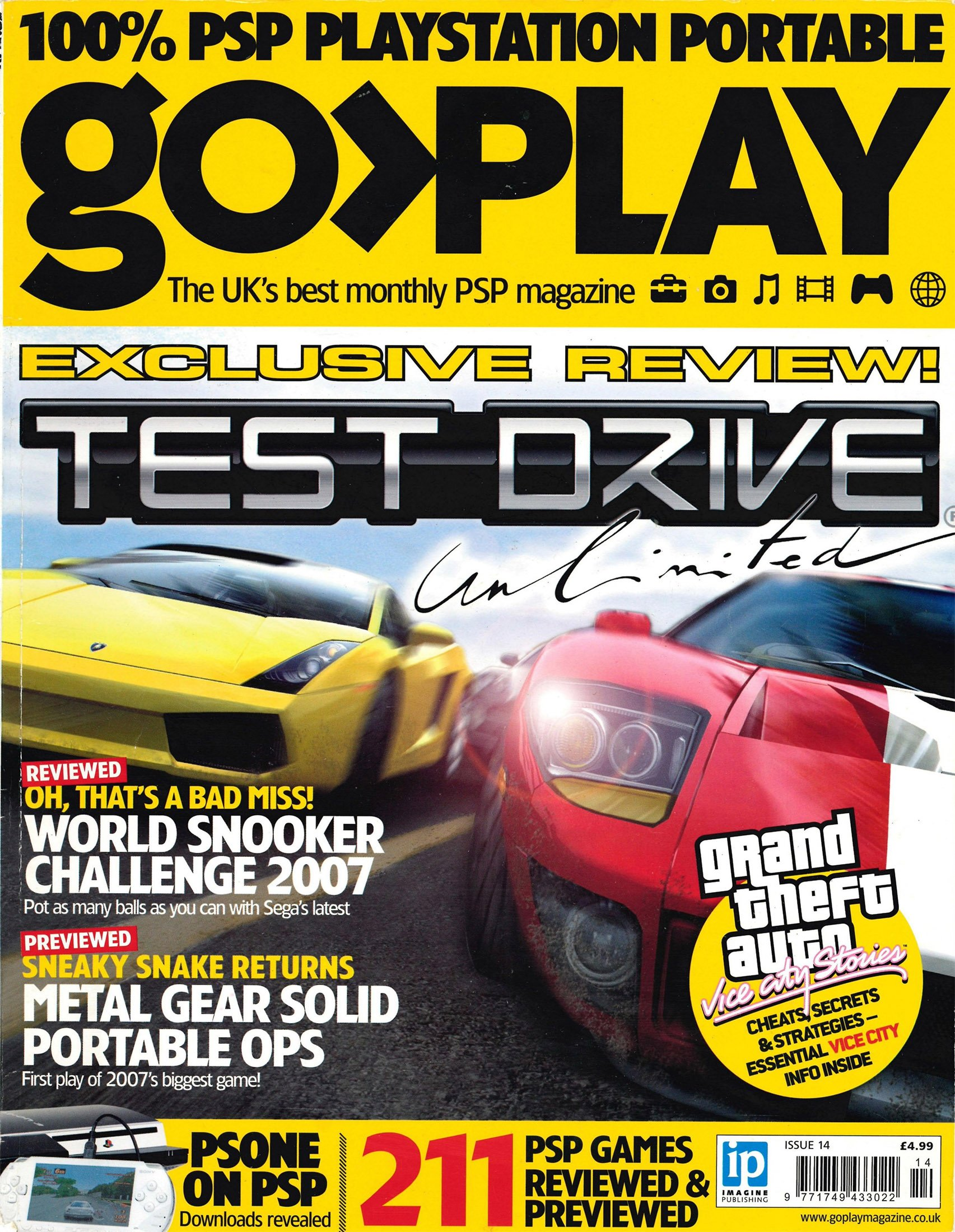 go PLAY Issue 14