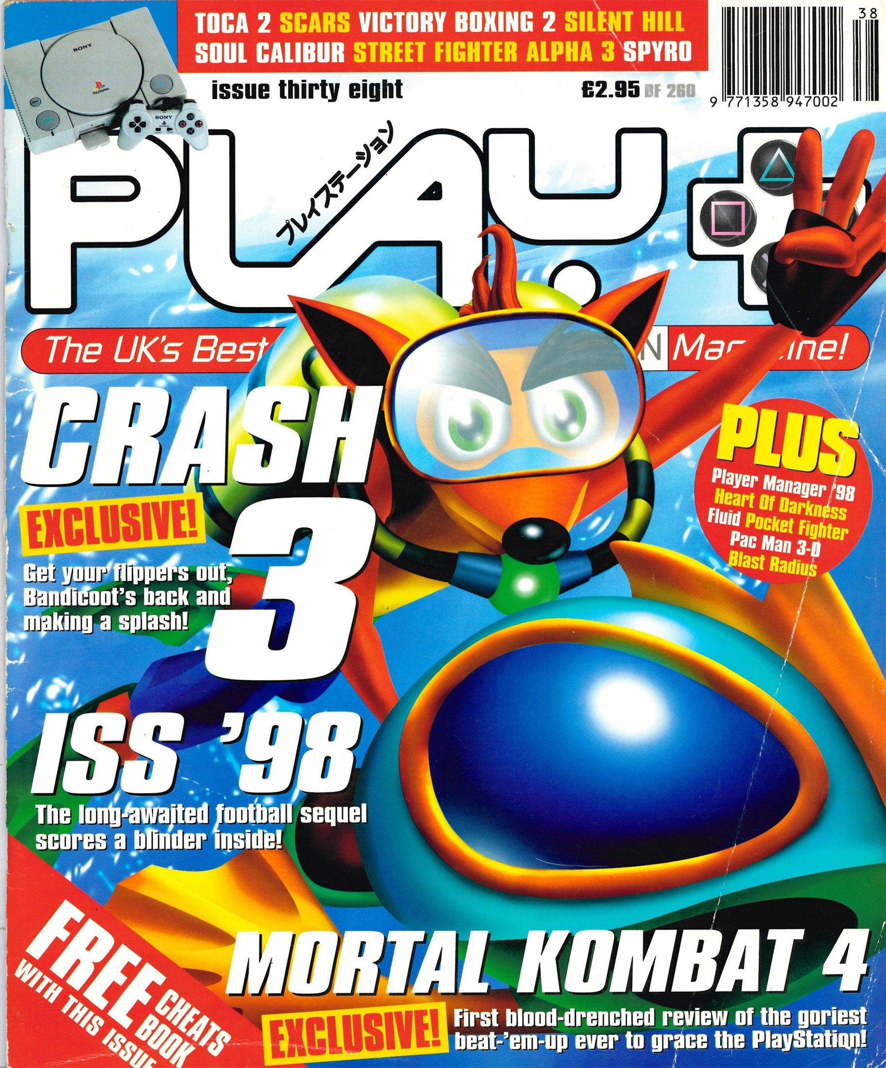 Play UK 038 (1998)