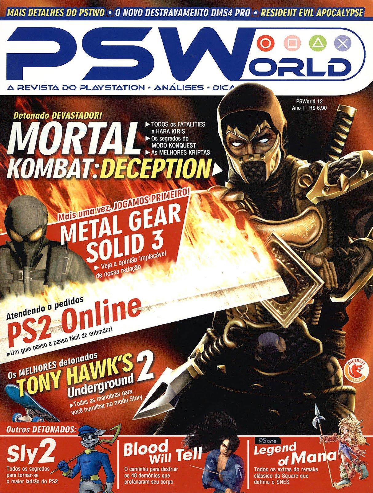 PSWorld Issue 12