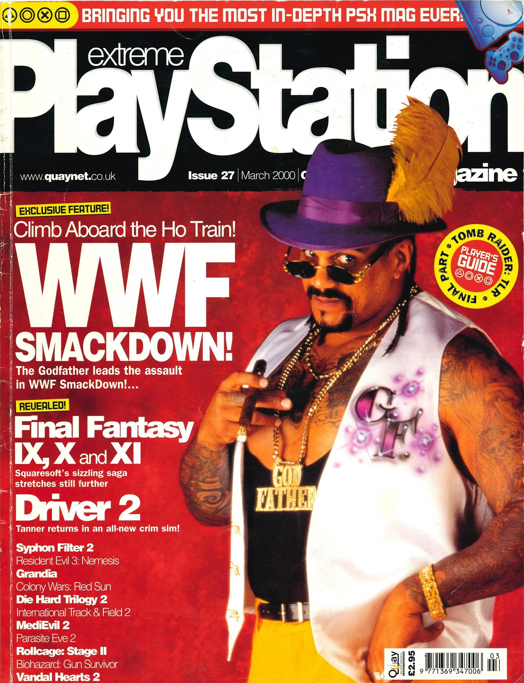 Extreme Playstation Issue 27 (March 2000)