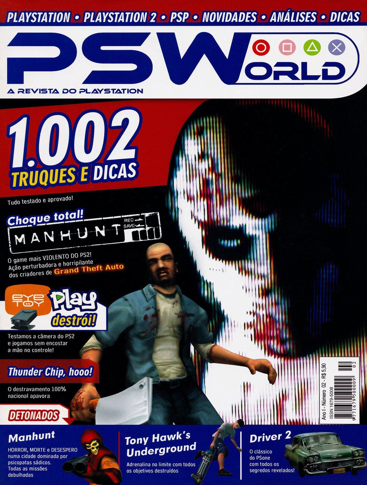 PSWorld Issue 02 (2003)
