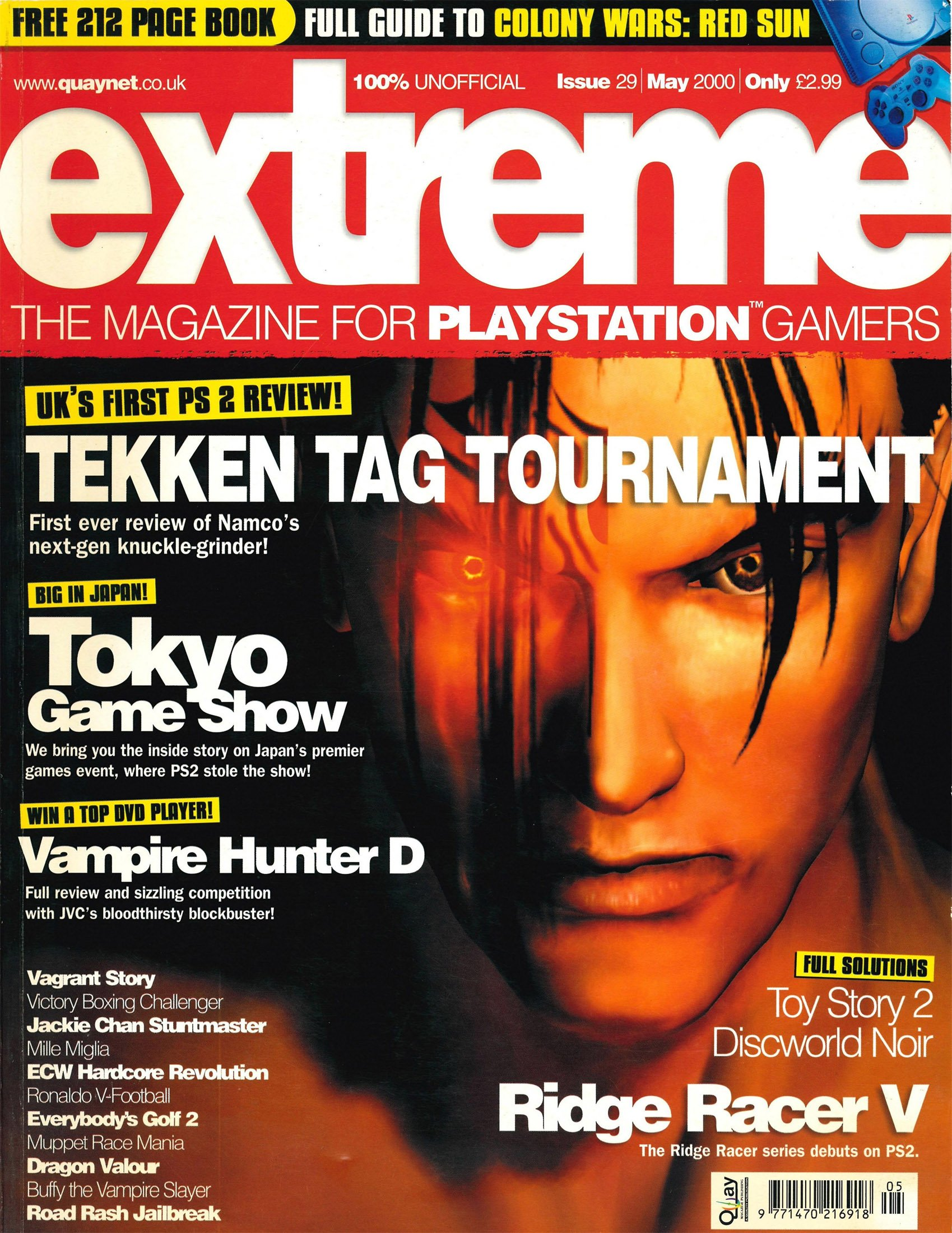 Extreme Playstation Issue 29 (May 2000)