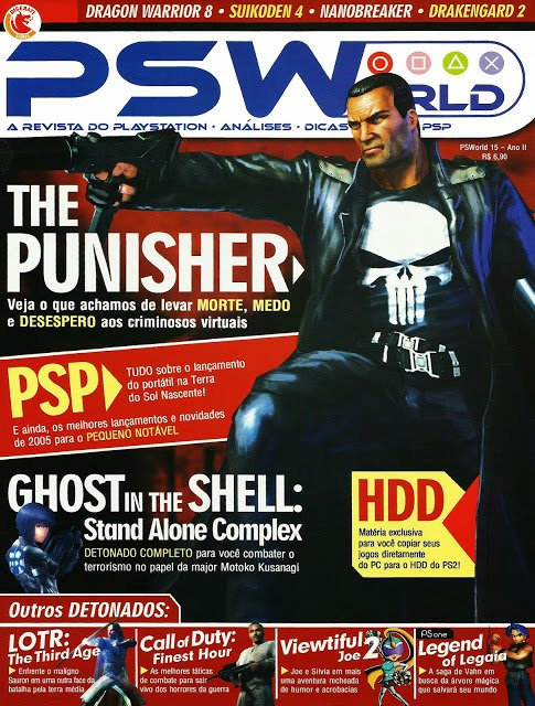 PSWorld Issue 15