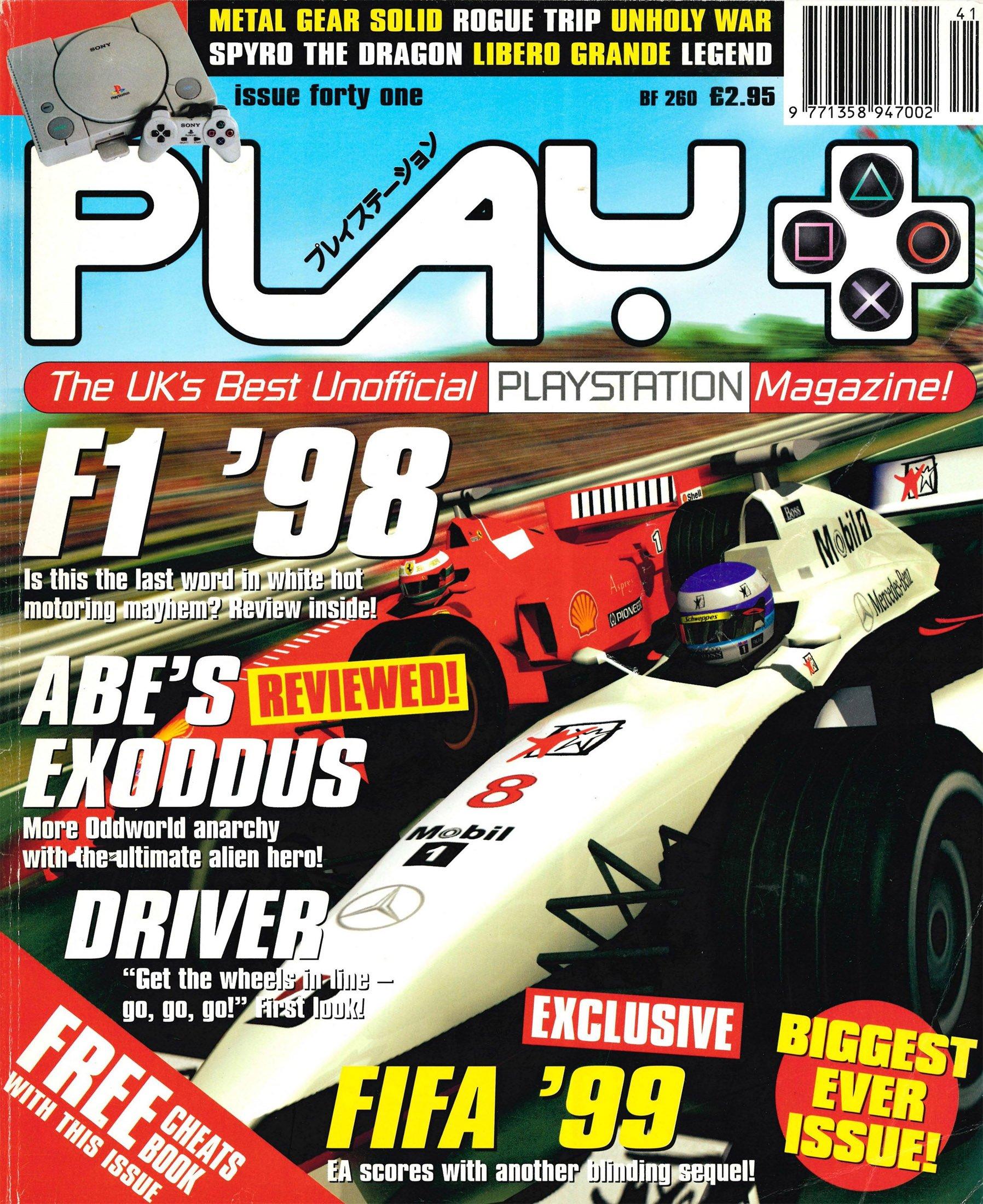 Play UK 041 (1998)