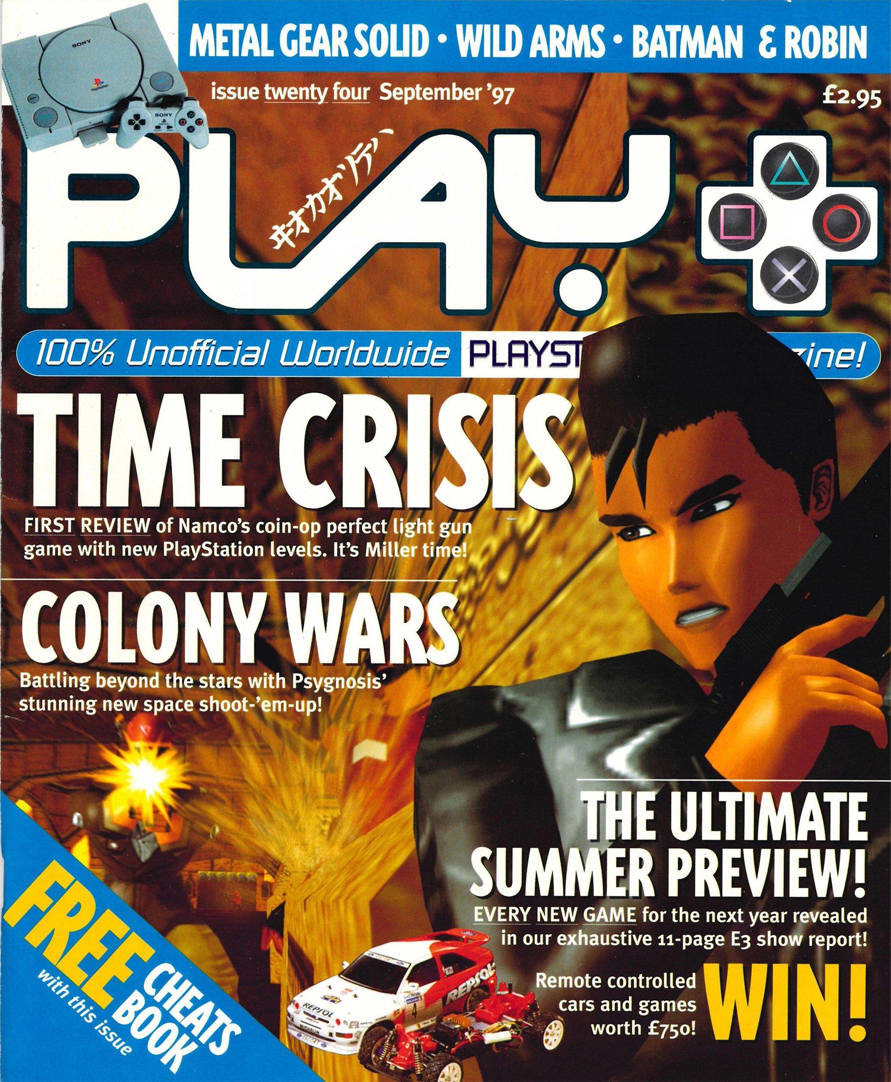 Play UK 023 (September 1997)