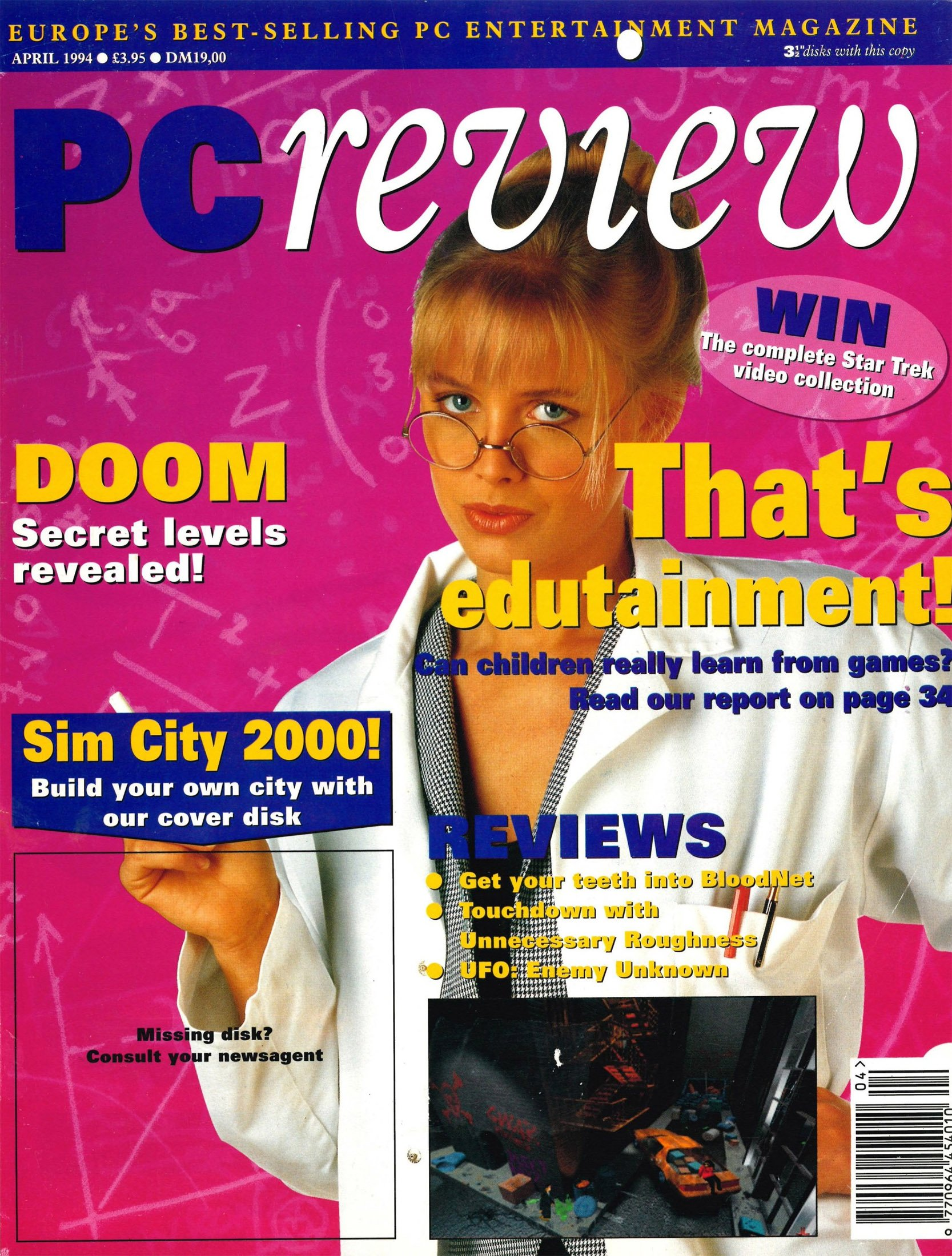 PC Review Issue 30 (April 1994)