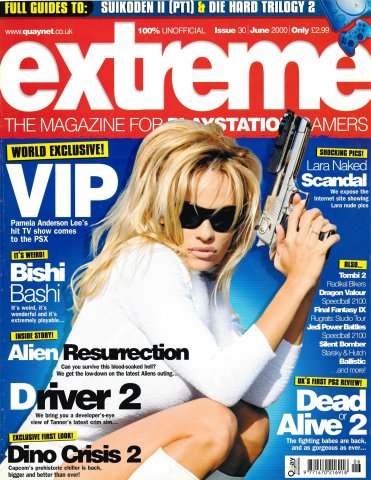 Extreme Playstation Issue 30 (June 2000)