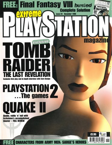 Extreme Playstation Issue 23 (November 1999)