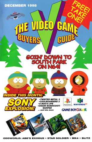 The Video Game Buyers Guide (December 1998)