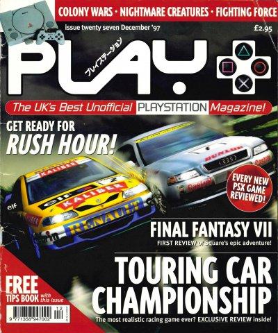 Play UK 027 (December 1997)