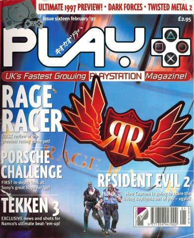 Play UK 016 (February 1997)