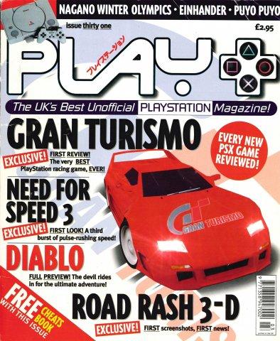 Play UK 031 (1998)