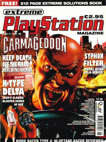 Extreme Playstation Issue 17 (May 1999)
