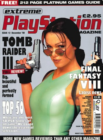 Extreme Playstation Issue 12 (December 1998)