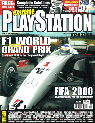 Extreme Playstation Issue 24 (December 1999)