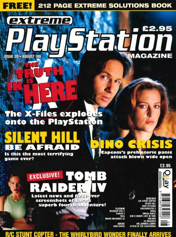 Extreme Playstation Issue 20 (August 1999)