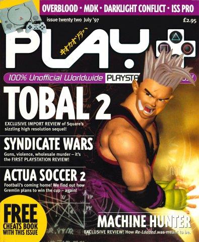 Play UK 022 (July 1997)
