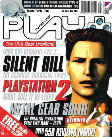 Play UK 045 (1999)