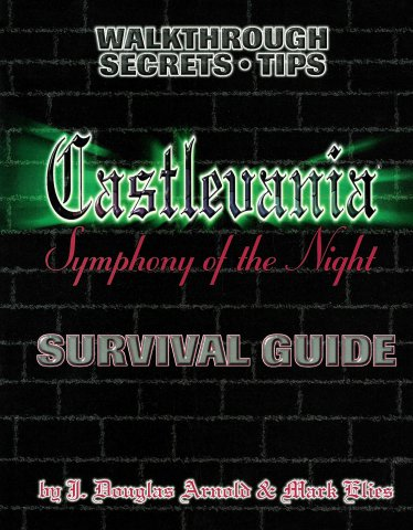 Castlevania: Symphony of the Night Survival Guide