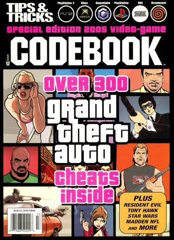 Tips & Tricks 2005 Video Game Codebook