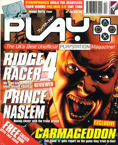 Play UK 044 (1999)