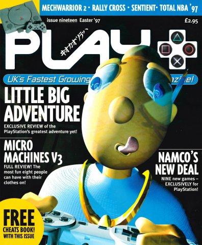 Play UK 019 (April 1996)