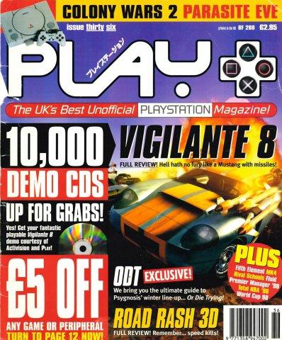 Play UK 036 (1998)