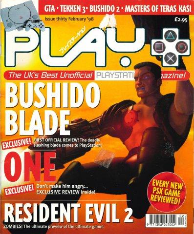 Play UK 030 (February 1998)
