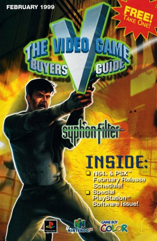 The Video Game Buyers Guide (February 1999)