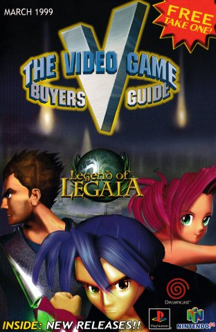 The Video Game Buyers Guide (March 1999)