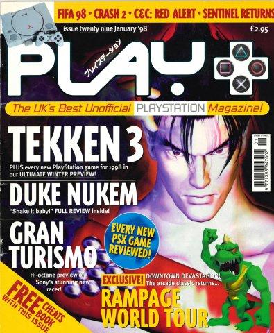 Play UK 029 (January 1998)
