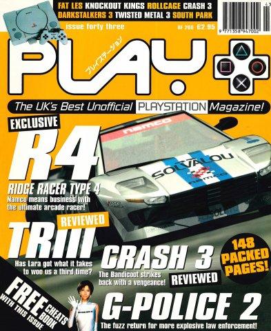 Play UK 043 (January 1999)