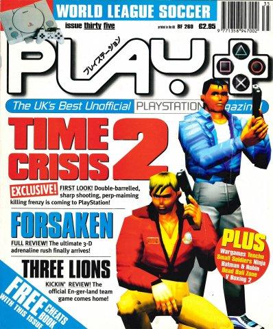 Play UK 035 (1998)