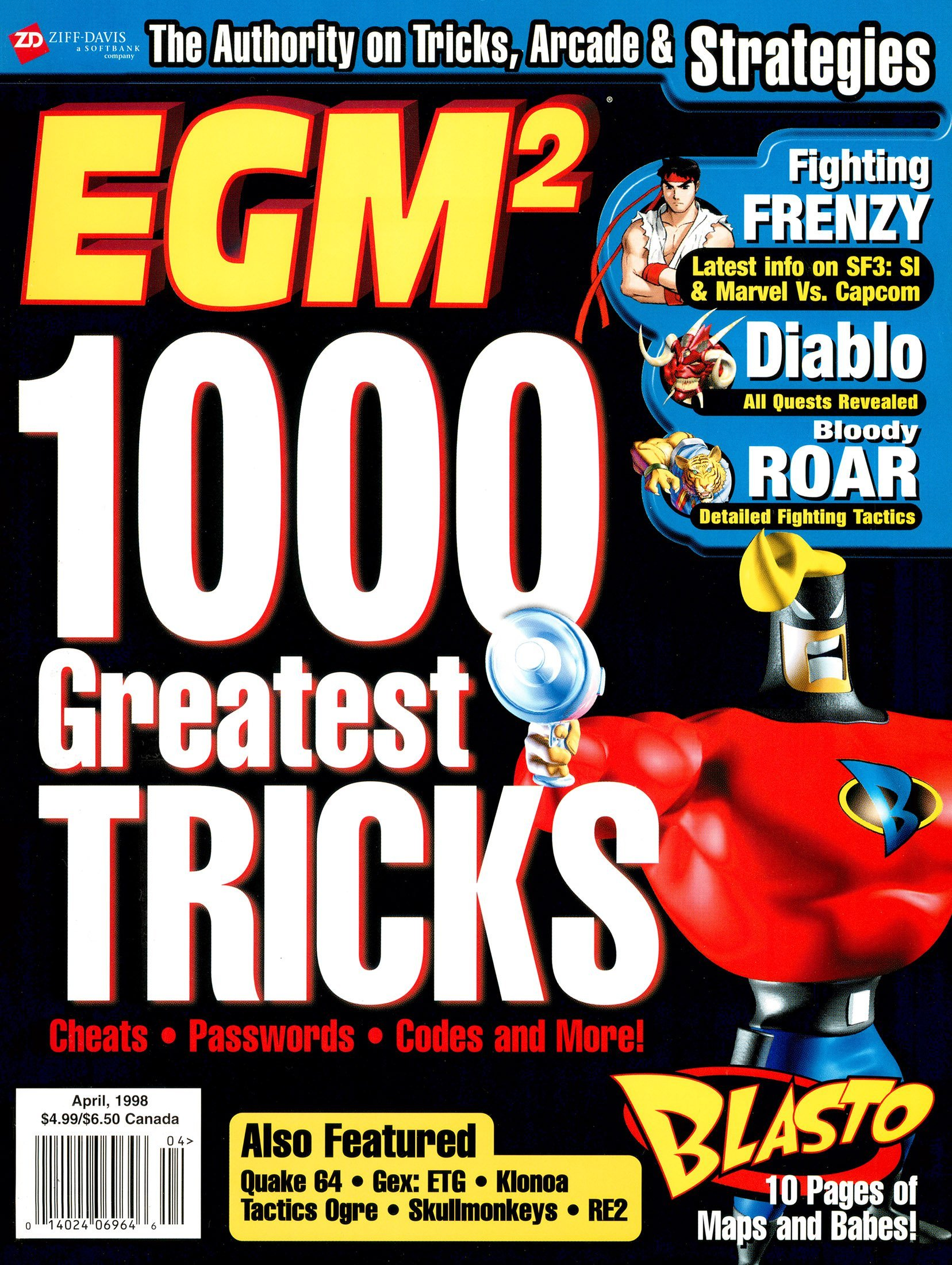 EGM2 Issue 46 (April 1998)